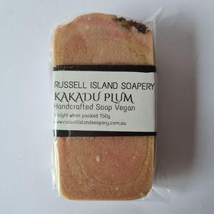 New VEGAN Kakadu Plum Handcrafted Soap 150g Made in Australia